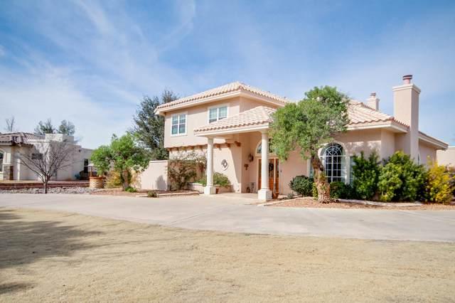 10 Via Placita Street, El Paso, TX 79927 (MLS #825947) :: Preferred Closing Specialists
