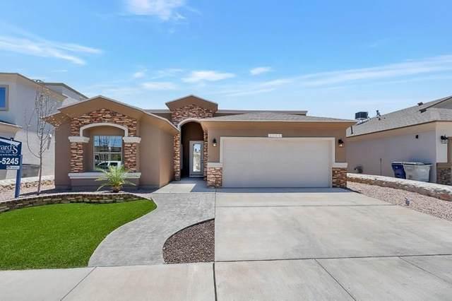 221 Emerald Sun Drive, El Paso, TX 79928 (MLS #825990) :: Mario Ayala Real Estate Group