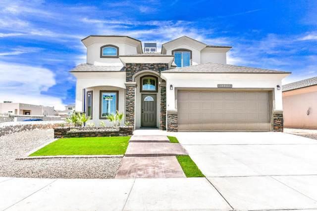 2865 Tierra Garden, El Paso, TX 79938 (MLS #825998) :: Preferred Closing Specialists