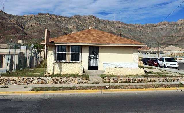 3921 N Piedras Street, El Paso, TX 79930 (MLS #826025) :: Preferred Closing Specialists