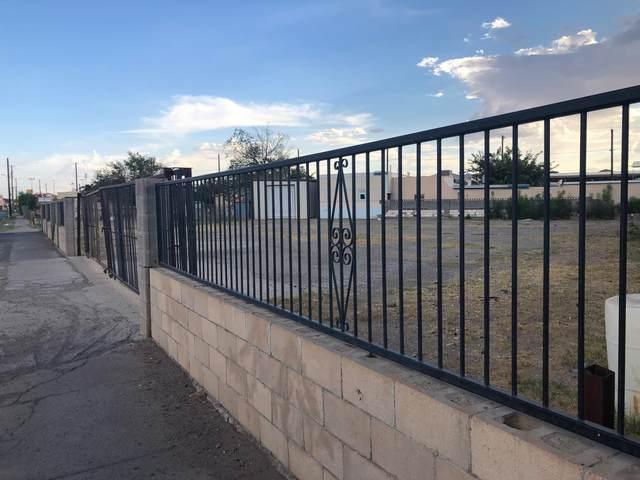 521 S Piedras Street, El Paso, TX 79905 (MLS #826061) :: The Matt Rice Group