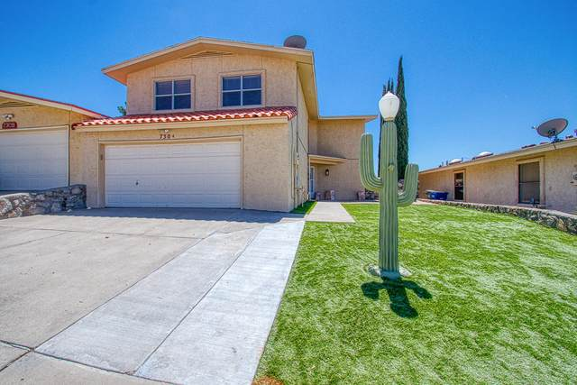 730 Espada Drive A, El Paso, TX 79912 (MLS #826077) :: Preferred Closing Specialists