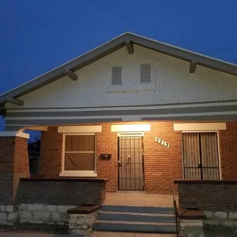 3212 Porter Avenue, El Paso, TX 79930 (MLS #826129) :: Preferred Closing Specialists