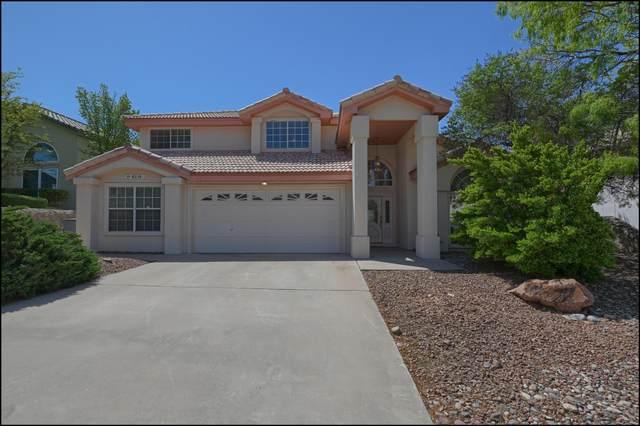 6316 La Posta Drive, El Paso, TX 79912 (MLS #826133) :: Preferred Closing Specialists