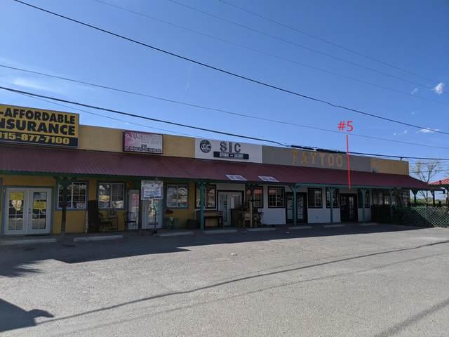 101 Canutillo La Union Avenue #5, Canutillo, TX 79835 (MLS #826150) :: Preferred Closing Specialists