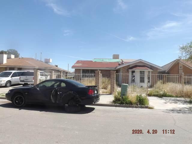 9805 Staubach Drive, El Paso, TX 79927 (MLS #826159) :: Preferred Closing Specialists