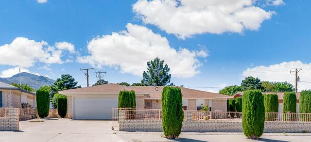 10333 Biscaine Street, El Paso, TX 79924 (MLS #826186) :: Preferred Closing Specialists