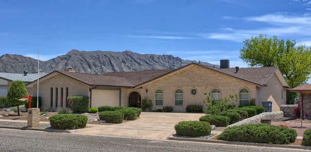644 Tepic Drive, El Paso, TX 79912 (MLS #826187) :: Preferred Closing Specialists