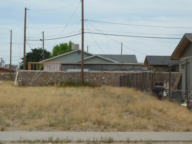 0 Pandora Street, El Paso, TX 79904 (MLS #826244) :: Jackie Stevens Real Estate Group brokered by eXp Realty