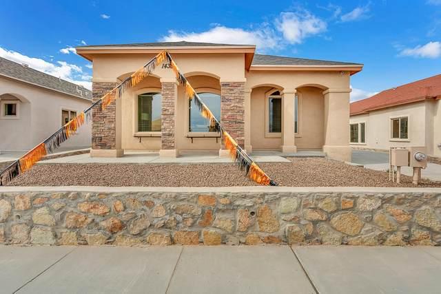 14360 Tobe Davis, Horizon City, TX 79928 (MLS #826265) :: Mario Ayala Real Estate Group