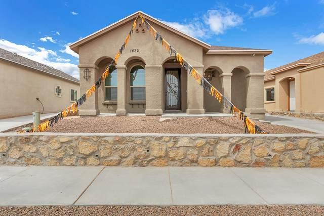 14365 Nick Drahos Lane, Horizon City, TX 79928 (MLS #826267) :: Mario Ayala Real Estate Group