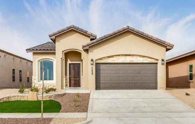 12625 Kingsbury Avenue, El Paso, TX 79928 (MLS #826275) :: Mario Ayala Real Estate Group