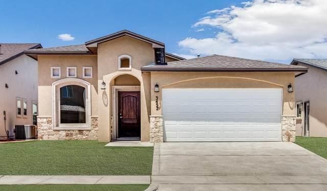 12617 Kingsbury Avenue, El Paso, TX 79928 (MLS #826279) :: Mario Ayala Real Estate Group