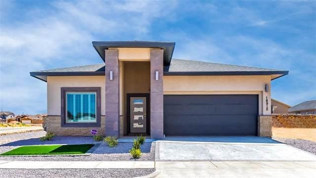 12621 Kingsbury Avenue, El Paso, TX 79928 (MLS #826280) :: Mario Ayala Real Estate Group