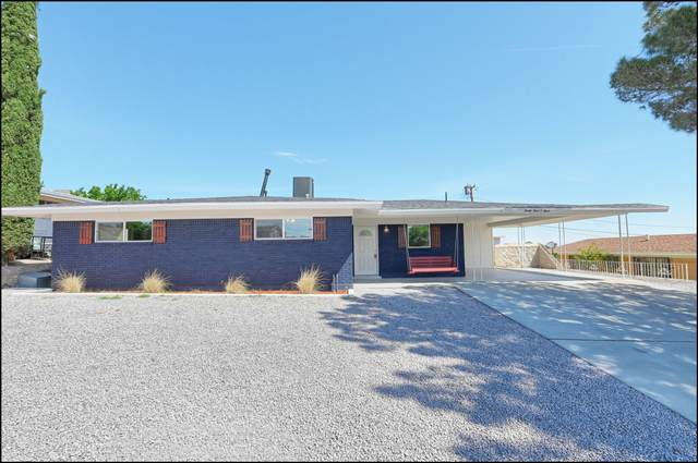3403 Capella Avenue, El Paso, TX 79904 (MLS #826368) :: Preferred Closing Specialists