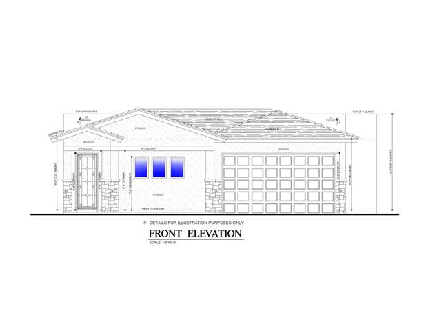13433 Emerald Ranch, El Paso, TX 79928 (MLS #826395) :: Jackie Stevens Real Estate Group brokered by eXp Realty