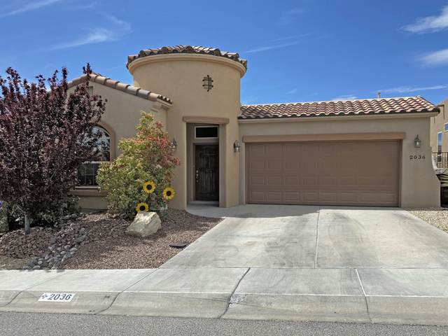 2036 Villa Napoli Loop E, Las Cruces, NM 88011 (MLS #826405) :: Jackie Stevens Real Estate Group brokered by eXp Realty