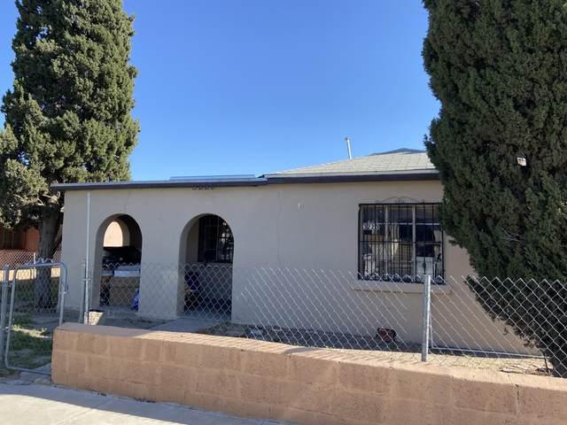 3220 Yandell Drive, El Paso, TX 79903 (MLS #826440) :: Preferred Closing Specialists