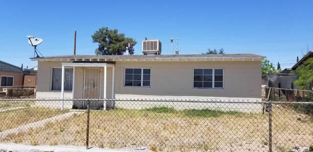 7829 Mazatlan Drive, El Paso, TX 79915 (MLS #826445) :: Preferred Closing Specialists