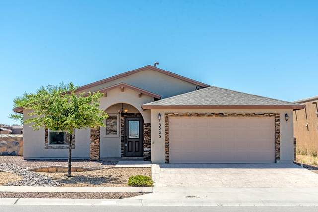 3223 Andalusian, El Paso, TX 79938 (MLS #826459) :: Preferred Closing Specialists
