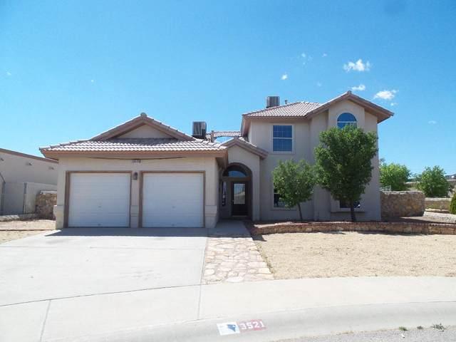 3521 Tierra Lorena Drive, El Paso, TX 79938 (MLS #826466) :: Preferred Closing Specialists