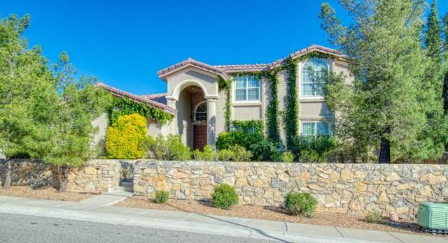 1064 Calle Parque Drive, El Paso, TX 79912 (MLS #826494) :: The Matt Rice Group