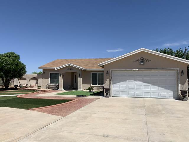 15033 Mccracken Drive, El Paso, TX 79938 (MLS #826510) :: Preferred Closing Specialists