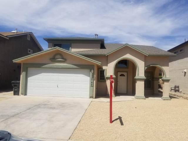 13745 Paseo Verde Drive, El Paso, TX 79928 (MLS #826558) :: Preferred Closing Specialists