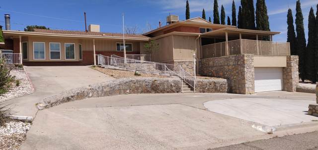3323 Emerald Drive, El Paso, TX 79904 (MLS #826567) :: Preferred Closing Specialists