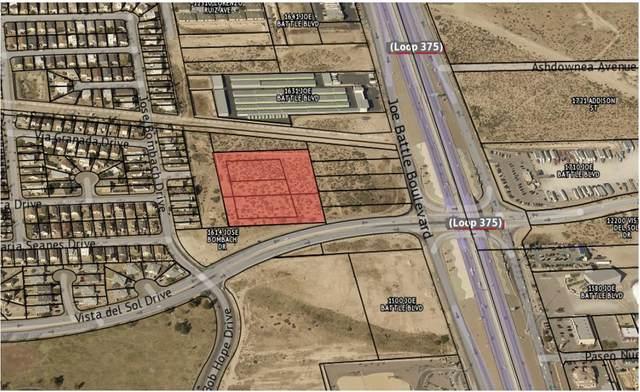 TBD Vista Del Sol Drive, El Paso, TX 79936 (MLS #826568) :: Preferred Closing Specialists