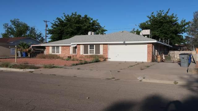 3309 Cork Drive El Paso Drive, El Paso, TX 79925 (MLS #826631) :: Preferred Closing Specialists