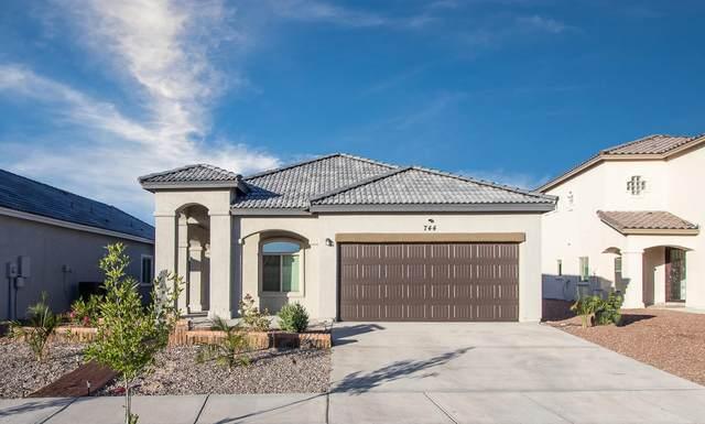 744 Croxdale, El Paso, TX 79928 (MLS #826633) :: Mario Ayala Real Estate Group