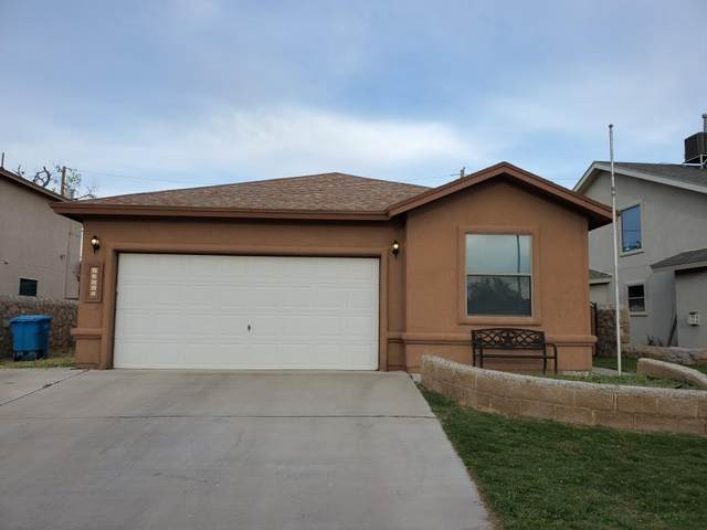 13065 Alex Chacon Street, San Elizario, TX 79849 (MLS #826661) :: Preferred Closing Specialists