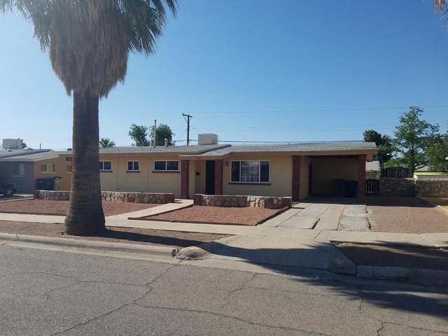 8105 Parkland Drive, El Paso, TX 79925 (MLS #826763) :: Preferred Closing Specialists