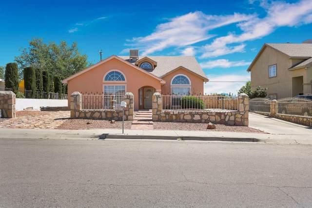 1602 Banker Road, Canutillo, TX 79835 (MLS #826810) :: Preferred Closing Specialists