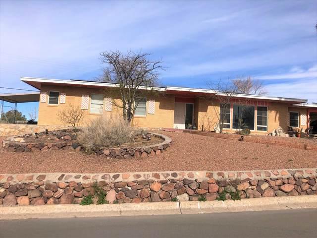 3901 Flamingo Drive, El Paso, TX 79902 (MLS #826873) :: Preferred Closing Specialists
