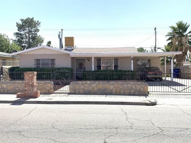 7434 Benson Drive, El Paso, TX 79915 (MLS #826933) :: Preferred Closing Specialists