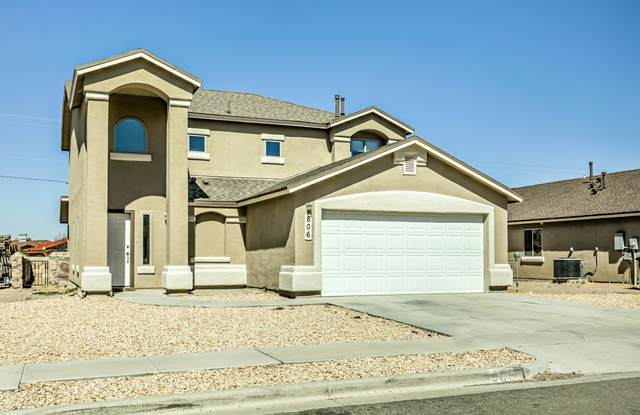 806 Luisa Street, Anthony, TX 79821 (MLS #826963) :: The Matt Rice Group