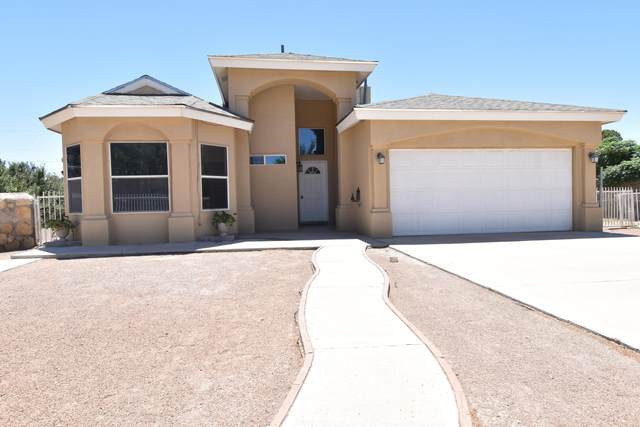 1060 Kimberley Drive, El Paso, TX 79932 (MLS #826981) :: Mario Ayala Real Estate Group
