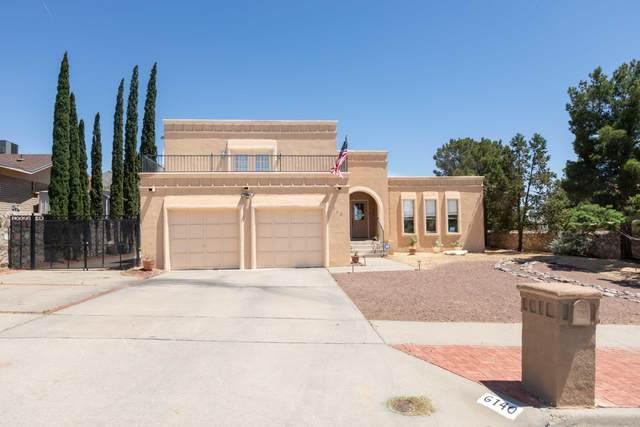 6140 Pino Real Drive, El Paso, TX 79912 (MLS #827003) :: Preferred Closing Specialists