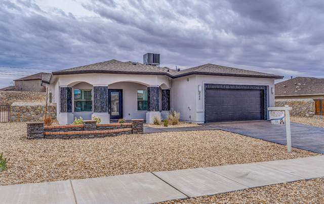 14705 Rockbridge Avenue, El Paso, TX 79938 (MLS #827045) :: Preferred Closing Specialists