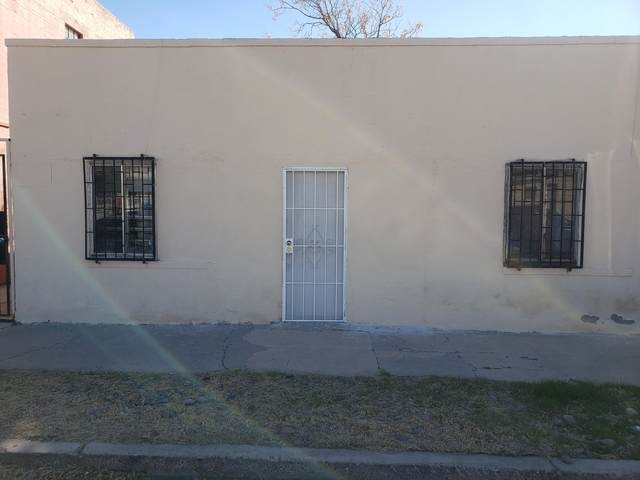 2208 Bassett Avenue 1-10, El Paso, TX 79901 (MLS #827062) :: Preferred Closing Specialists
