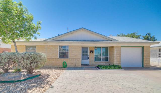 5532 Prince Edward Avenue, El Paso, TX 79924 (MLS #827073) :: Preferred Closing Specialists