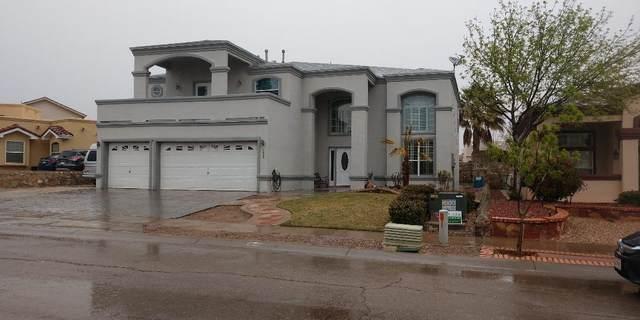 1248 Romy Ledesma Drive, El Paso, TX 79936 (MLS #827102) :: Preferred Closing Specialists