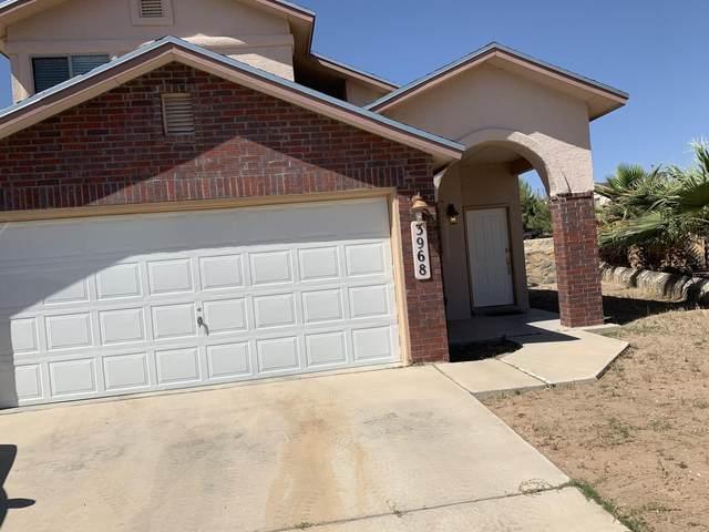 3968 Tierra Fiji Lane, El Paso, TX 79938 (MLS #827152) :: The Purple House Real Estate Group