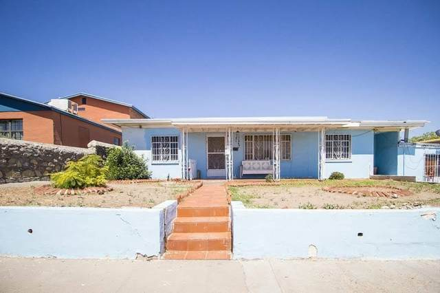 3115 Mobile Avenue, El Paso, TX 79930 (MLS #827161) :: Preferred Closing Specialists