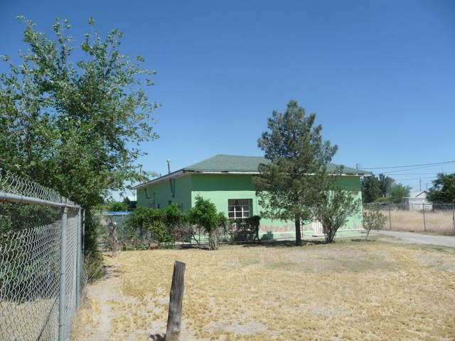10195 Socorro Road, Socorro, TX 79927 (MLS #827173) :: Preferred Closing Specialists