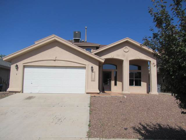 10889 Duster Drive, El Paso, TX 79934 (MLS #827177) :: The Matt Rice Group