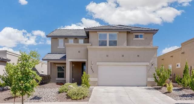 7337 Meadow Sage, El Paso, TX 79911 (MLS #827233) :: Preferred Closing Specialists
