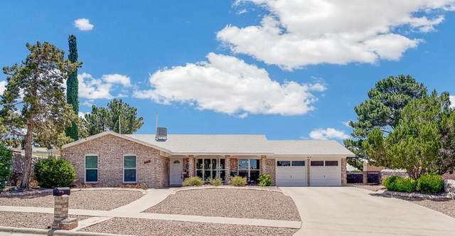 6912 La Cadena Drive, El Paso, TX 79912 (MLS #827241) :: Preferred Closing Specialists